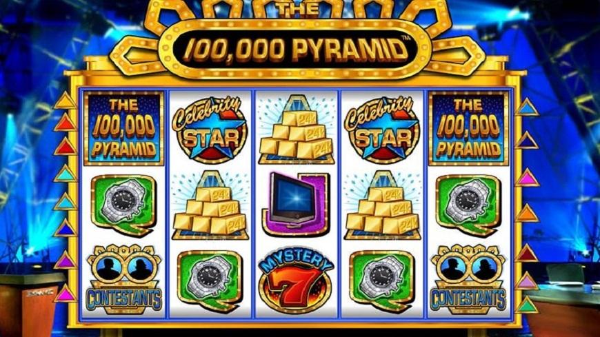 100000 Pyramids