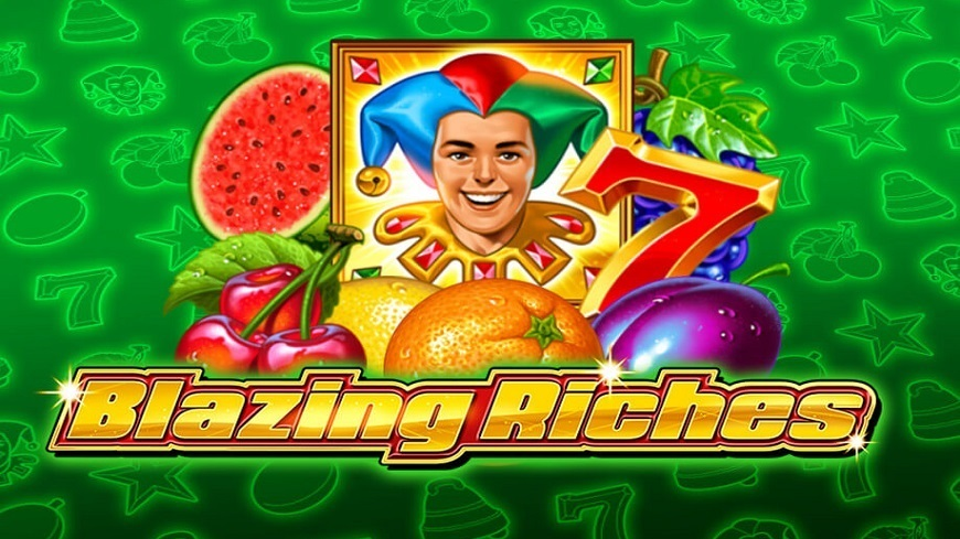 Blazing Riches Slot