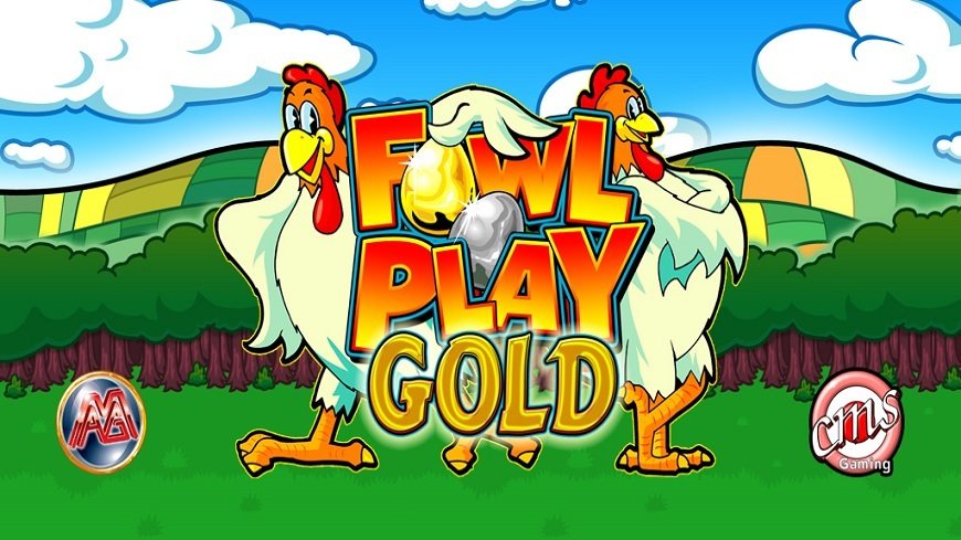 Fowl Play Gold Slot