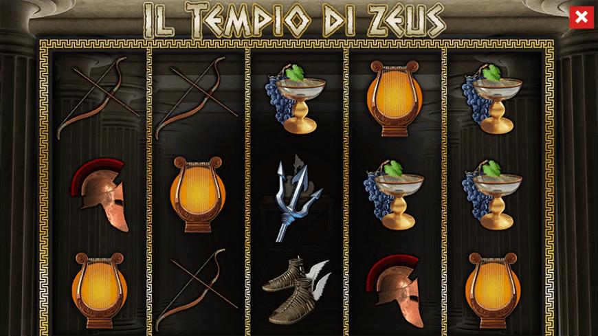 Il Tempio Di Zeus