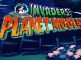Invaders from the Planet Moolah™ Slot