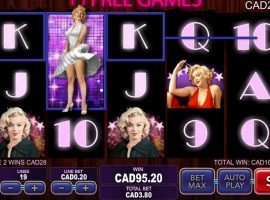 Marylin Monroe Slot