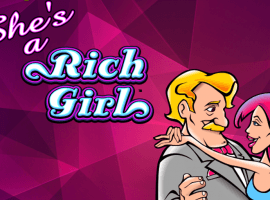 Shes a Rich Girl Slot