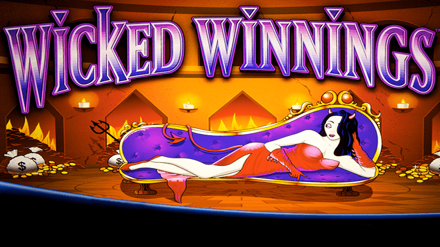 Wicked Winnings Slot