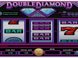 Double Diamond™ Slot