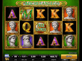 Michelangelo Slot