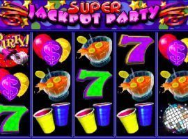 Super Jackpot Party™ Slot Machine